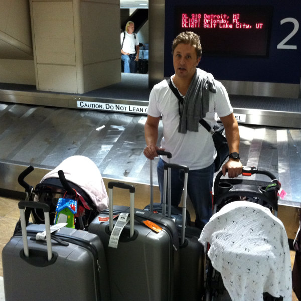 equipaje aeropuerto