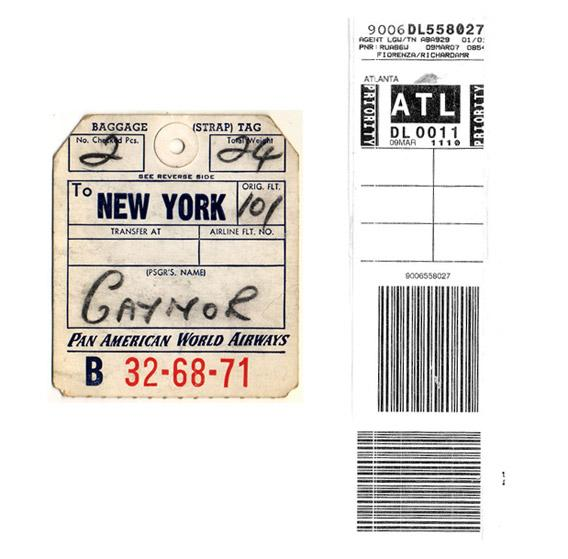 airline tag